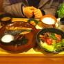 大戸屋。焼きサバ定食+α - 2012/02/27