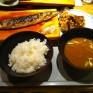 渋谷のランチ。650円。 - 2012/10/05