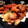 韓国のフライドチキンを新大久保で食した - 2013/02/14